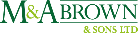 M&A Brown & Sons Ltd